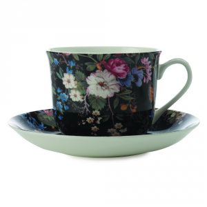 MAXWELL & WILLIAMS Wk Tazza Midnight Blossom Tavola