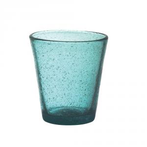 FRESHNESS BY LIVELLARA Bicchiere tumbler freshness turquoise - Cucina tavola