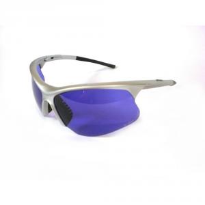 Briko Vintage Glasses Sports Unisex Alone Switcher Silver Purple 01404307s