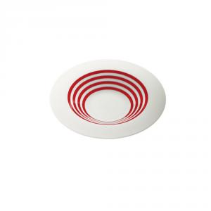 FRESHNESS BY LIVELLARA Piatto fondo freshness line red - Cucina tavola