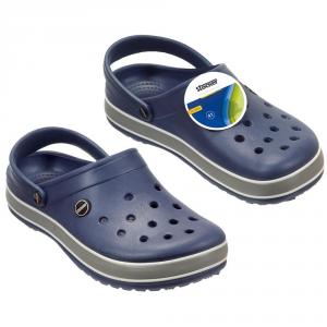 Stocker Socket Garden Dark Blue Tg.42 Footwear