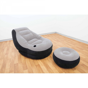 Intex Armchair Relax With Footstools - Pool Accessories