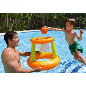 Intex With 67x55cm Inflatable Basketball Network Accessories Pools