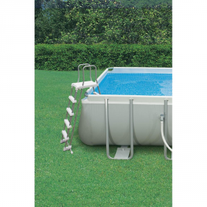 Intex Ladder Deluxe 132cm With Detachable Steps To Pool
