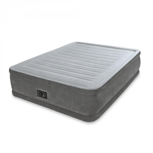 Intex For Air Mattress Airbed Comfort Plush Elevated Dura Beam To Pool