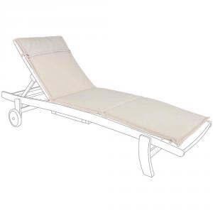 Bizzotto Natural Pillow For Cot Spun - Garden Furnishing Cushions