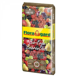FLORAGARD Terriccio Biologico Senza Torba Per Frutti Di Bosco Lt. 20