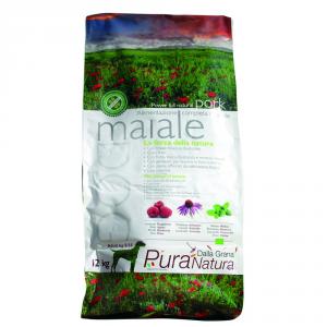 Pura Natura G.free Pig Dog Food Dried Grain Free Dry Dog