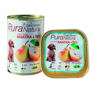 Pura Natura Pears Duck Grain Free Dog Wet
