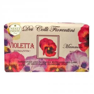NESTI DANTE Sapone Dei Colli Fiorentini Violetta Gr. 250 Made In Italy