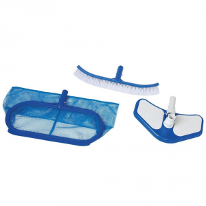INTEX Set Pulizia Deluxe Accessori Per Piscine