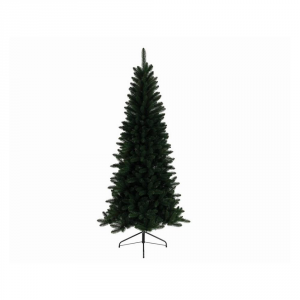 Everlands Pine Lodge Slim 180cm Christmas Tree And Decorations