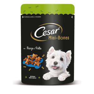CESAR Cesar Mini Bones Manzo Pollo Ossa E Masticabili Cane
