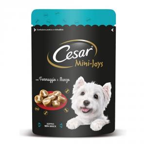 CESAR Cesar Mini Joys Manzo Formag Ossa E Masticabili Cane