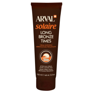 ARVAL Solaire Long Times Bronze Cream Aftersun Tanning & Hold 150 Ml