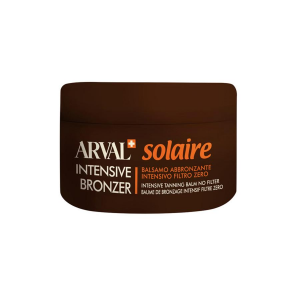 ARVAL Solaire Baume Intensive Bronzage Filtre Intensive Zero 150 Ml