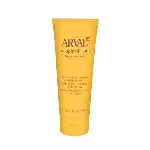 ARVAL Couperoll Sun Crema Lenitiva Doposole Antiarrossamento 75 Ml
