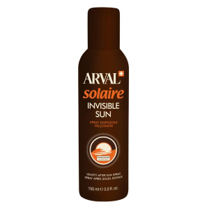 ARVAL Solaire Invisible Sun Spray Doposole Vellutante Bombola 150 Ml