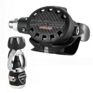 CRESSI SUB Ellipse Black MC5 - INT Erogatore Attrezzatura Subacquea HX814500