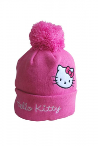 Hello Kitty Cap Pon Pon Of Hello Kitty Hats Accessories Skiing Hbe0024