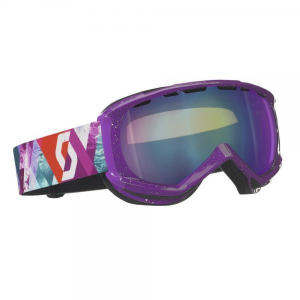 Scott Reply Goggle Violet Scott Glasses Accessories Skiing 224155
