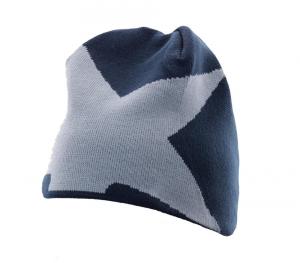 ARNETTE Berretto invernale unisex blu grigio 022905 double face