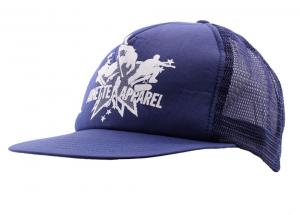 ARNETTE Cappello con frontino unisex blu 022916 in rete cotone