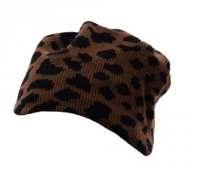 ARNETTE Berretto invernale unisex marrone nero 022908 lana interno felpato
