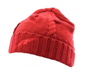 ARNETTE Berretto invernale unisex rosso 022911 lana