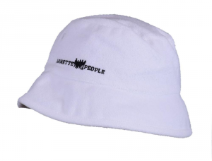 ARNETTE Cappello woman FISHING HAT bianco 022824 cotone