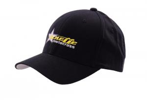 ARNETTE Cappello con frontino unisex nero 022961 polyester