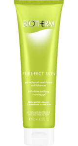 BIOTHERM Pure-Fect Gel Nettoyant 125 Ml