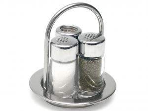 FRABOSK CASALINGHI Sale pepe stecchini inox Utensili da cucina