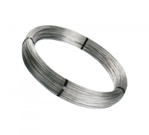 GALVANIZED WIRE TENSION / LEGATURE diameter 2.70 mm, length 100 meters Garden and outdoor furnishings