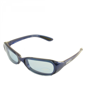 X3 BY BRIKO Sunglasses Time Free Woman RIKITEA Blue Brilliant 034005