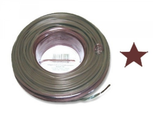 Wire Oregon Starline For trimmers Mt 90 mm 2.4 Gardening Machines