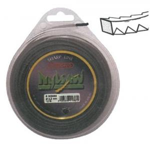 Fil Forte Cadre Dentelé Pour débroussailleuse Mt 12 mm 3.0 Jardinage Machines
