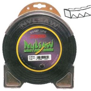 Cable Fuerte Pintura Serrado Para Desbrozadora Mt 37 mm 3.0 Jardinería Máquinas