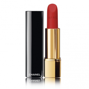 CHANEL Rouge Allure Velvet - 56 Rouge Charnel Lippenstift Make Up Lippen