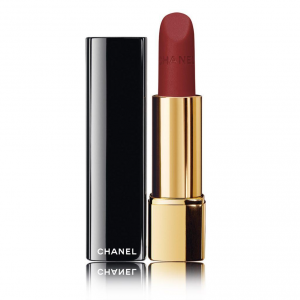 CHANEL Rouge Allure Velvet - 58 Rouge Vie Rossetto Make Up Labbra Trucco
