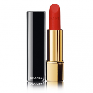 CHANEL Rouge Allure Velvet - 57 Rouge Feu Lippenstift Make Up Lippen