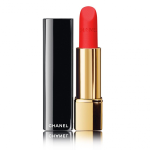 CHANEL Rouge Allure Velvet - 60 Rouge Troublant Rossetto Make Up Labbra Trucco