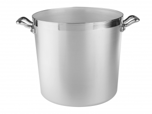 AGNELLI Pentola alluminio family due manici cm26 Pentole e preparazione cucina