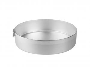 AGNELLI Tortiera alluminio cilindrico cm28 Pasticceria e Cake Design