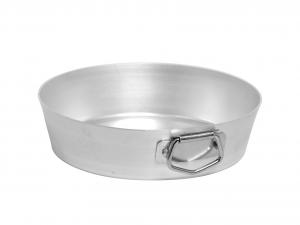 AGNELLI Tortiera alluminio conico cm18 Pasticceria e Cake Design
