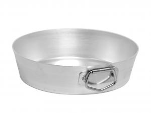 AGNELLI Tortiera alluminio conico cm22 Pasticceria e Cake Design