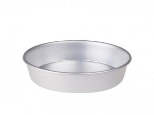AGNELLI Tortiera alluminio conica cm20h6 conica bassa Pasticceria e Cake Design