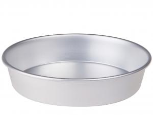 AGNELLI Tortiera alluminio conica cm40h6 conica bassa Pasticceria e Cake Design