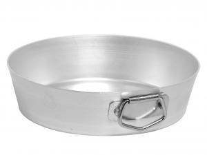 AGNELLI Tortiera alluminio conico cm26 Pasticceria e Cake Design