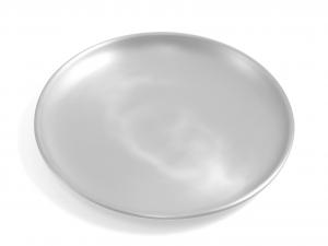 OTTINETTI Set 6 Piatto Alluminio Mise-en-place cm28 Arredo tavola tavola